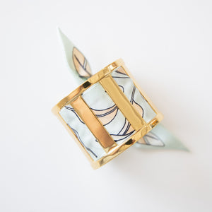 Paris Cuff - Feather