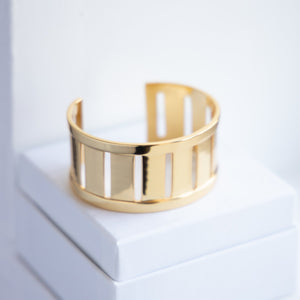 Small Paris Cuff - Plain