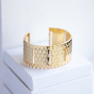 Small Paris Cuff - Snake