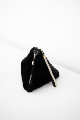 Elsa Faux Fur Bag