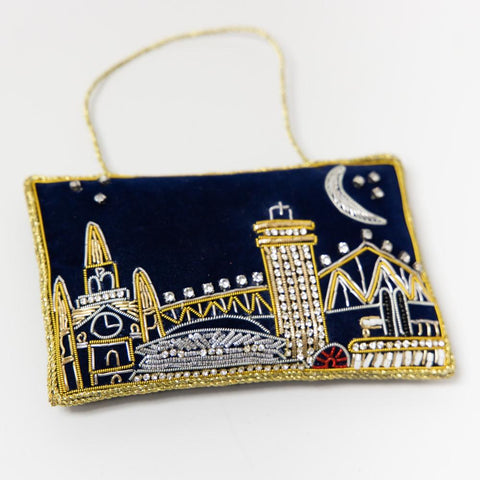 Image of New Orleans Skyline Ornament - Limited Edition
