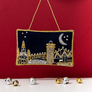 New Orleans Skyline Ornament - Limited Edition