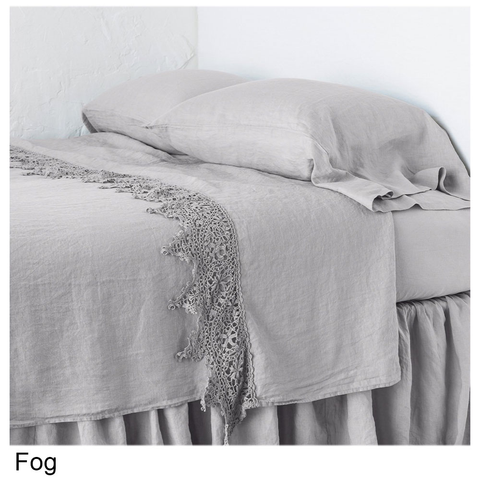 Image of Bella Notte Linens Frida Flat Sheet