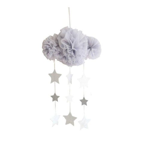 Alimrose Tulle Cloud Mobile