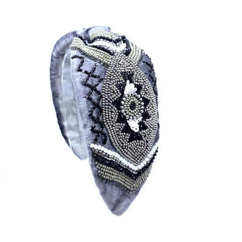 Image of Beaded Headband