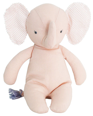 Image of Baby Floppy Elephant - Pink