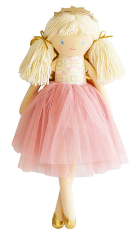 Image of Olivia Fairy Doll - Blush Ivory