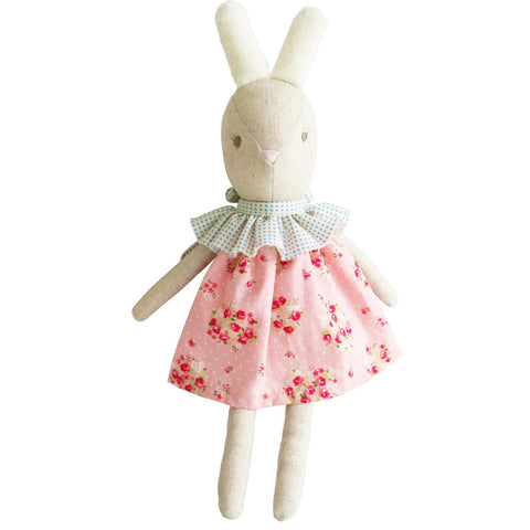 Betsy Bunny 30cm - Pink Floral