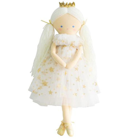 Image of Alimrose Penelope Princess - Gold Star Tulle