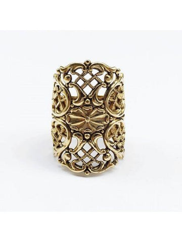 Image of Filigree Ring