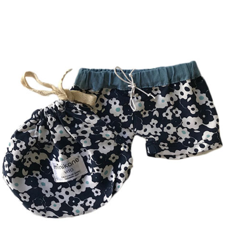 Babydoll swim trunks