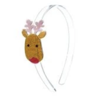 Image of Girls Christmas Headbands