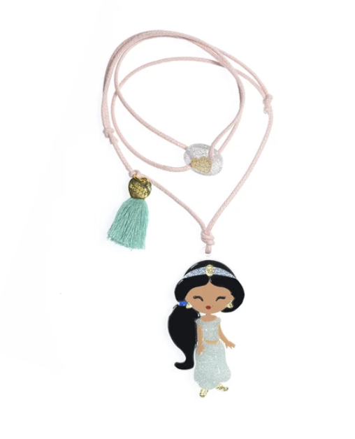 Girls Princess Doll Necklace