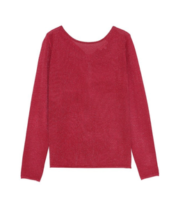 Bach Red Sweater