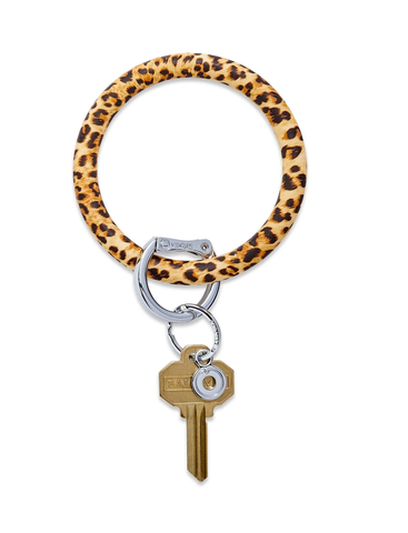 Image of Cheetah Silicone Big O Ring