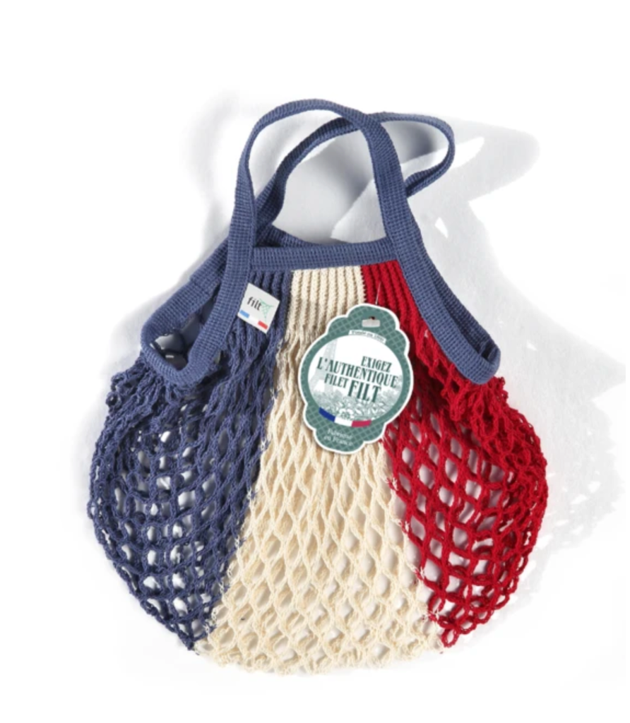 Filt Mini Bag in Red, White, and Blue