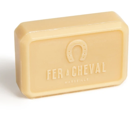 Fer à Cheval Gentle Perfumed Soap Bar - Honey & Almond 125g