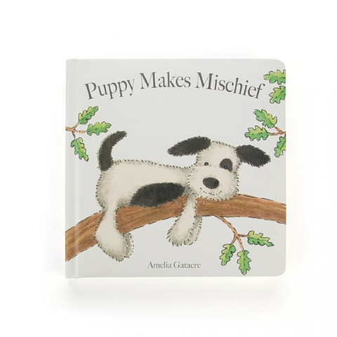 Image of Puppy Makes Mischief Book