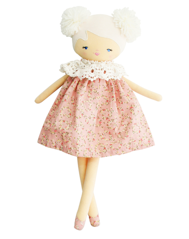 Image of Aggie Doll 45cm Posy Heart