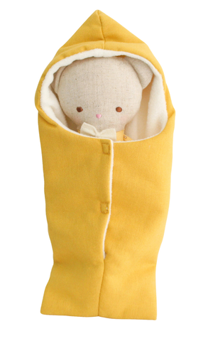 Mini Sleeping Bag Butterscotch