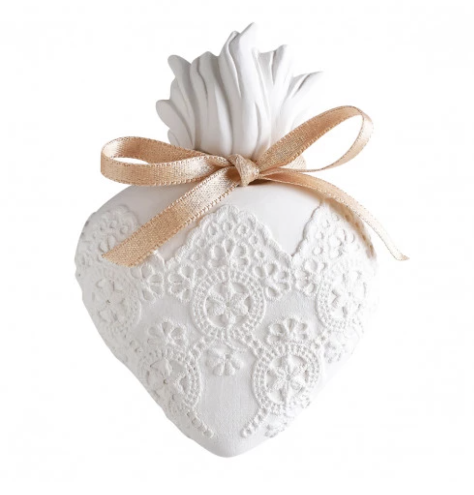 Sacred Heart scented decor - Antionette