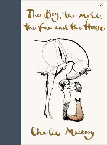Image of The Boy, the Mole, the Fox and the Horse by Charlie Mackesy