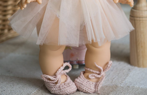 Pointe Shoes for Dolls