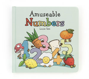 Amuseable Numbers Book