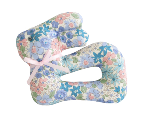 My First Bunny Rattle - Liberty Blue