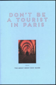 Don't Be a Tourist in Paris Book