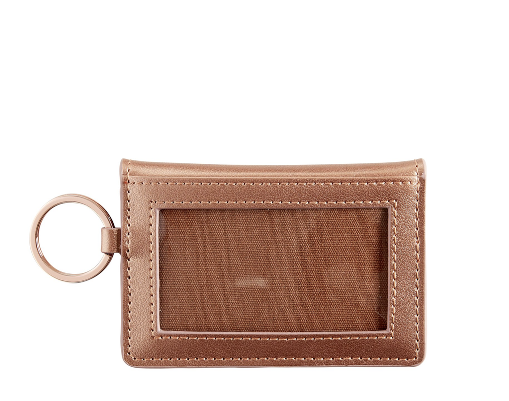 Rose gOld rush - Ossential ID case