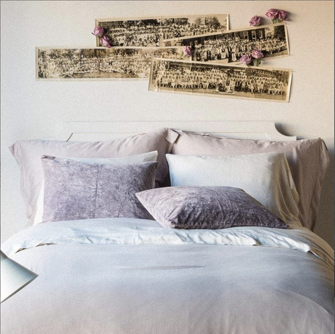Bella Notte Linens Madera Luxe Pillowcase Quick Ship