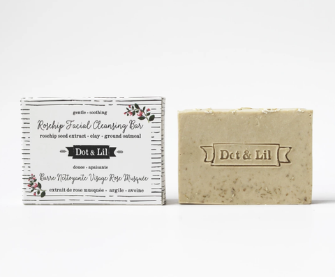 Image of Rosehip Facial Cleansing Bar