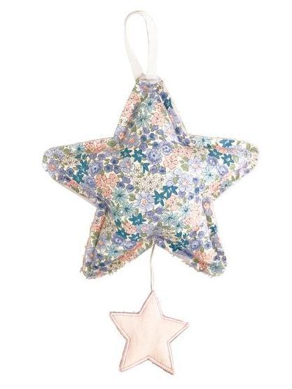Star Musical - Pink Linen and Liberty Blue
