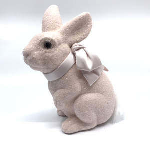 Bunny with Ribbon by Sherri's Design