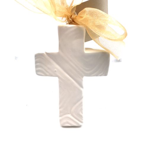 Image of 5 inch Glazed Cross