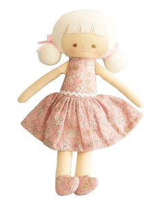 Alimrose Audrey Doll Pink Blossom