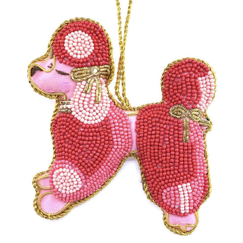 Image of Beaded Parisian Le Sweet Ornaments