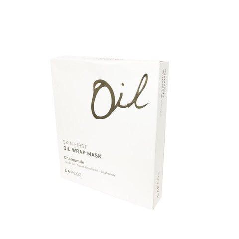 Image of Lapcos Skin First Oil Wrap Mask - 5PK