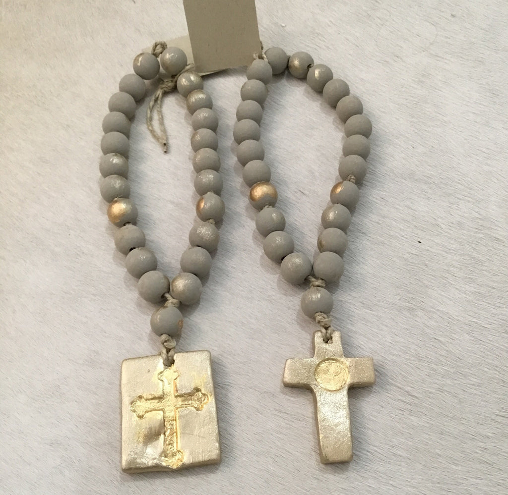 Tracy Prayer beads 12""