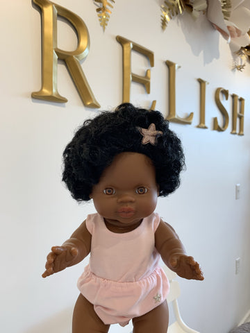 Image of Jahia Baby Girl Doll RTS