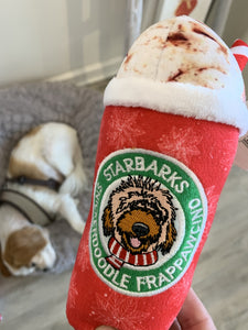 Starbarks Snickerdoodle Frappawcino