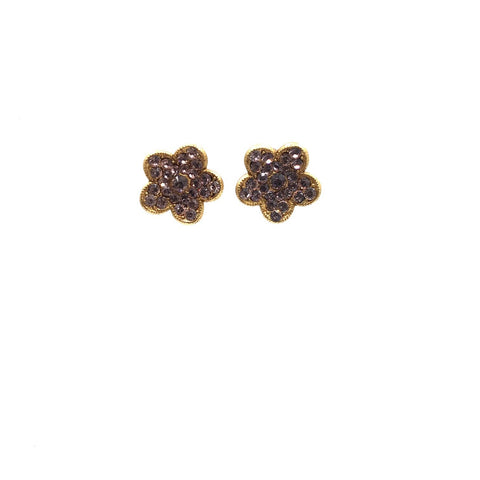 Flower Stud Earring by Catherine Popesco