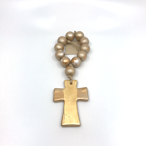 Image of Darlene Prayer Bead 11 inches
