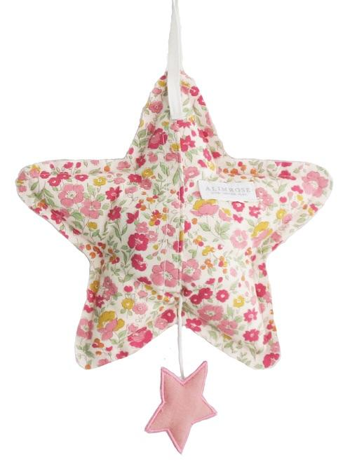 Star Musical - Blush Linen and Rose Garden