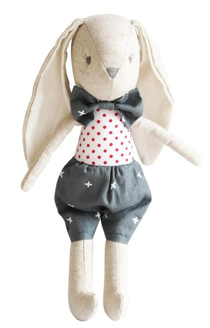 Linen Louie Toy