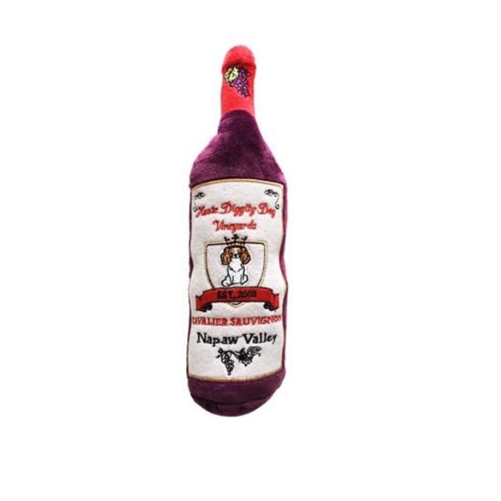 Cavalier Sauvignon Wine Bottle