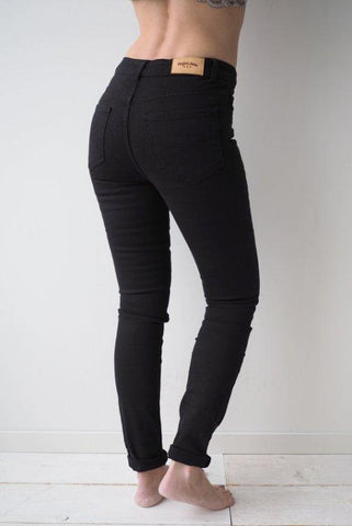 Image of Black Skinny Jeans