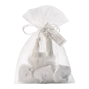 Mathilde M Large Organza Bag With Scented Ceramics