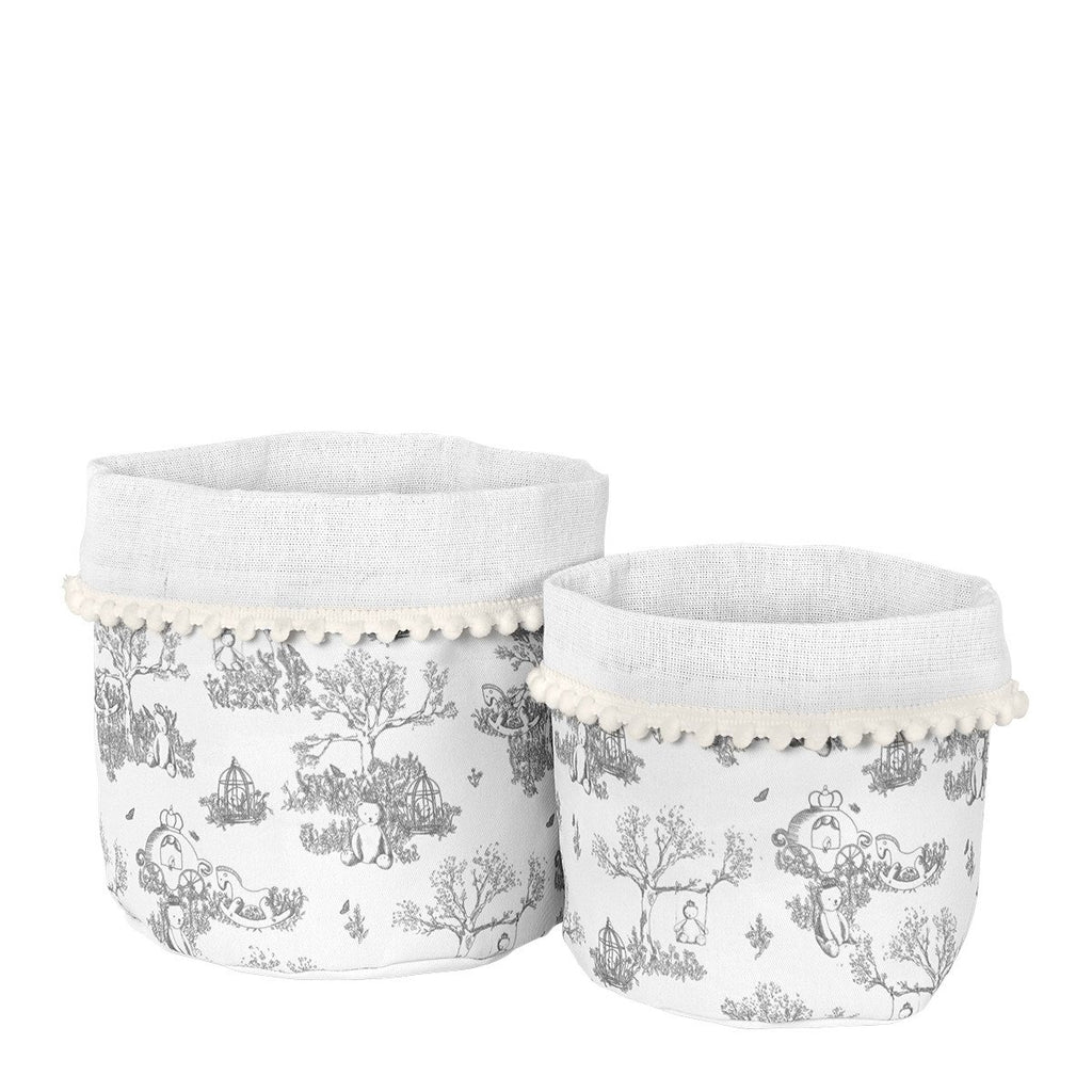 Mathilde M Royal Basket Set of 2